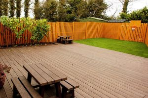 Creche Replacement Decking Tullamore