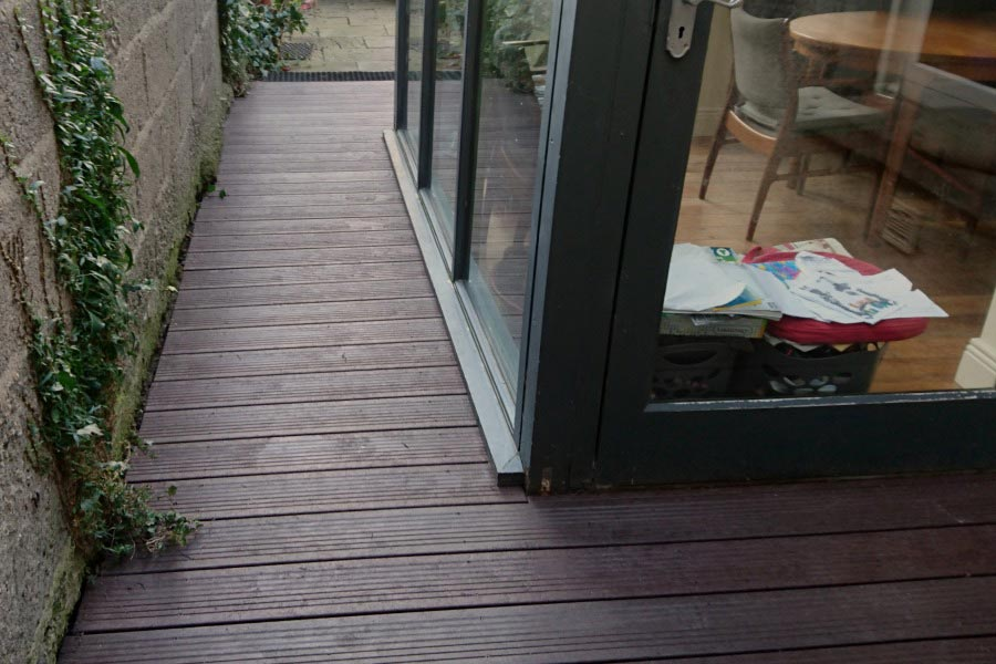 Decking Replacement Dublin
