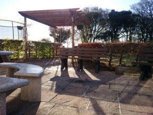 Bench Cork 2