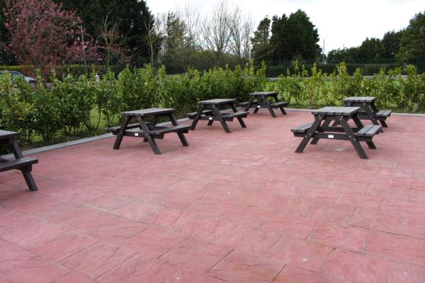Brosna Picnic Table 2