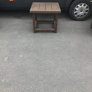 Picnic Table Glencara
