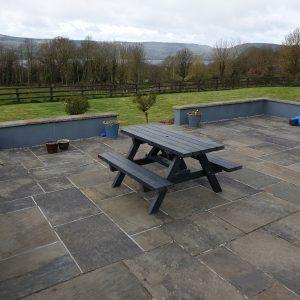 Picnic Table Glencree 3