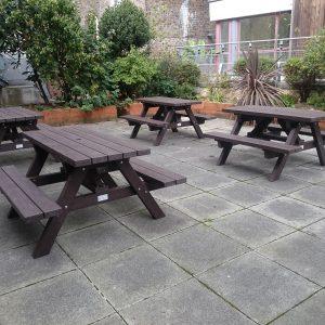Picnic Table Glencree 5
