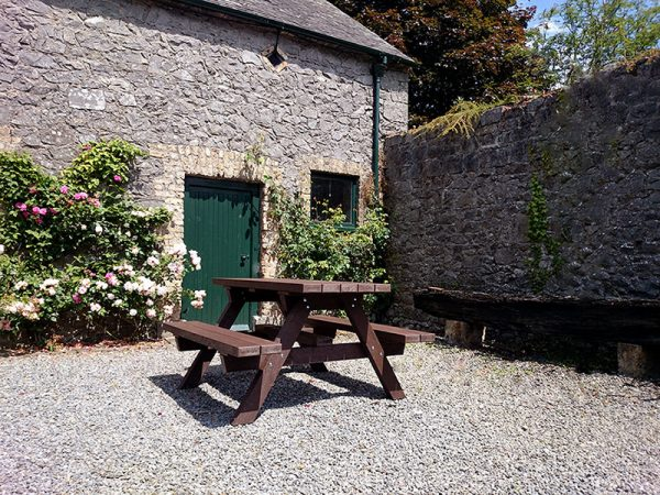 Picnic Table Glencree 6