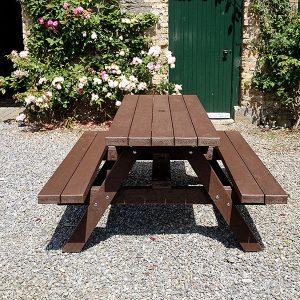 Picnic Table Glencree 7
