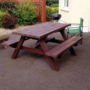 Picnic Table Glencree 8