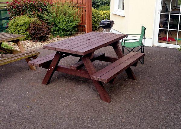 Picnic Table Glencree 8