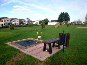 Portmarnock benches 3