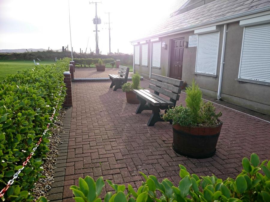 Portmarnock benches 4
