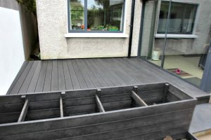decking and raised beds dublin 2
