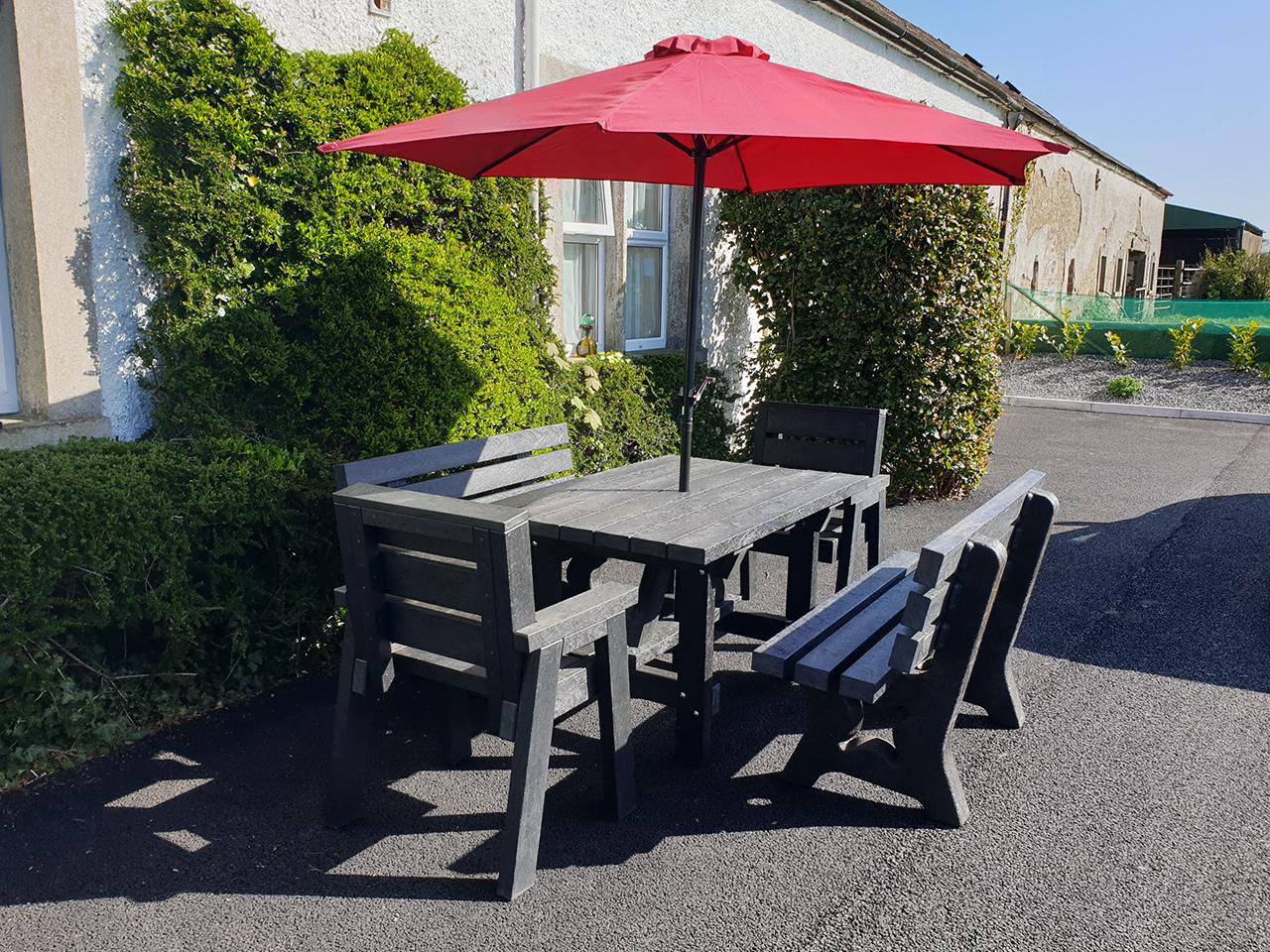 Belvedere Garden Furniture Set