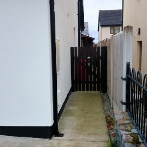 recycled plastic gates 2