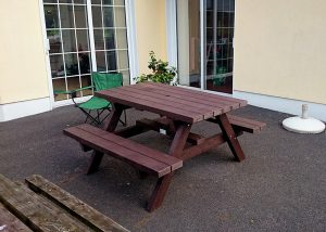 Picnic Table Glencree 6