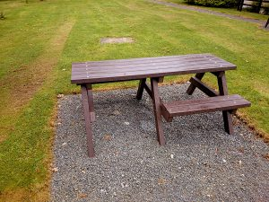 picnic table photo 5