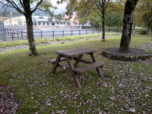 picnic table photo 9