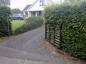 recycled plastic gates photo3
