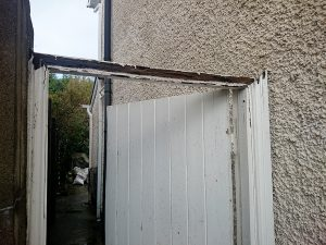 side gates before photo 6