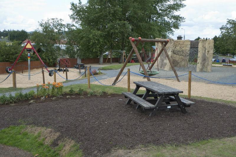 Stradbally Playground