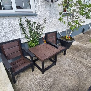 Garden Furniture Set Killare Multi2