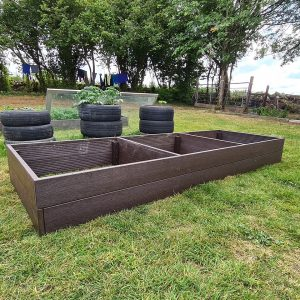 raised bed 360cmB